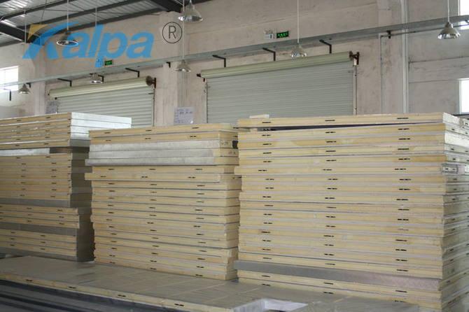 冷库板如何在冷库中起到高功率和低能耗的作用