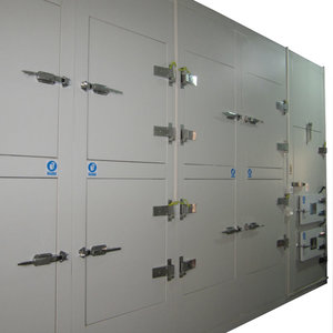 生物实验柜门