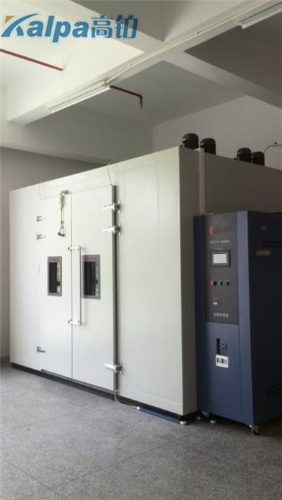 实验环境测试库